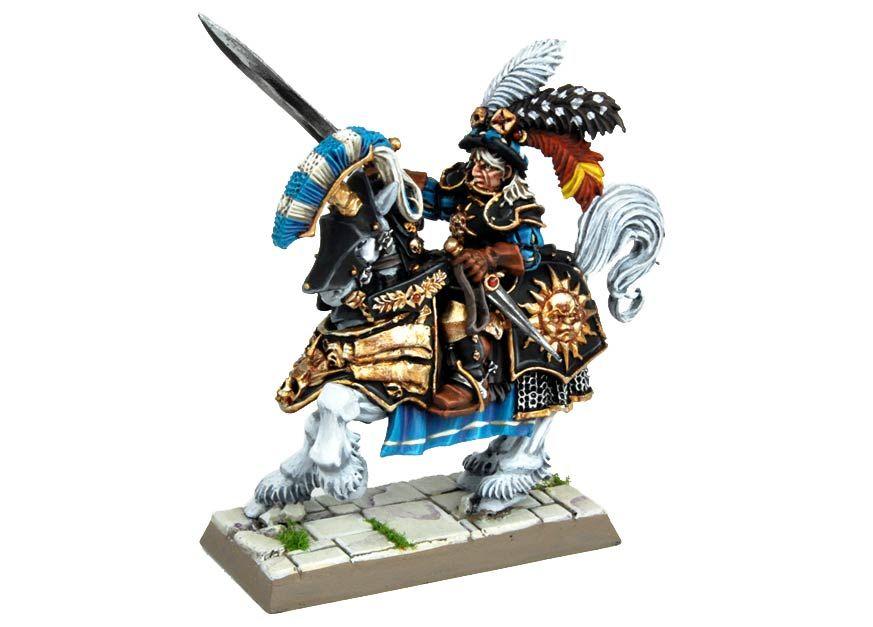 Warhammer Empire Knight As A Kid I Loved Warhammer