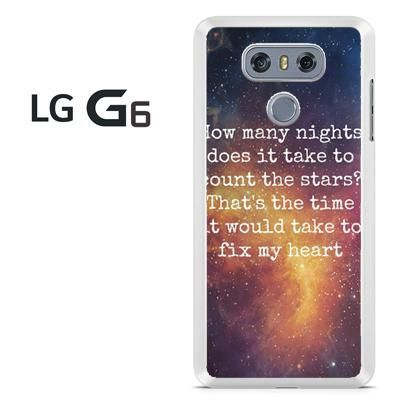 One Direction Quotes Infinity LG G6 Case #directionquotes One Direction Quotes Infinity LG G6 Case #directionquotes