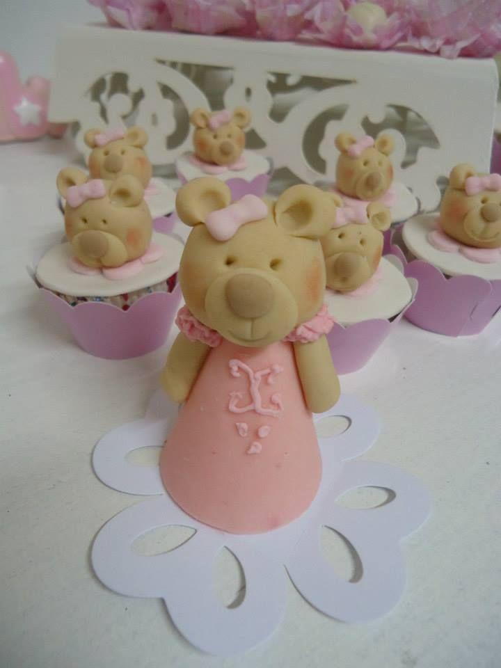 Festa Infantil - Tema :Ursinha