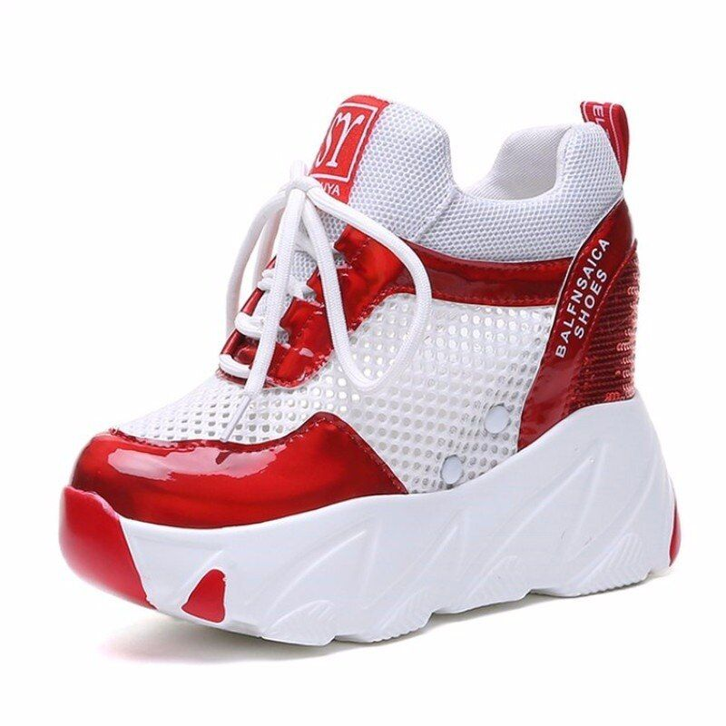 Shoes 10CM Thick Sole Trainers