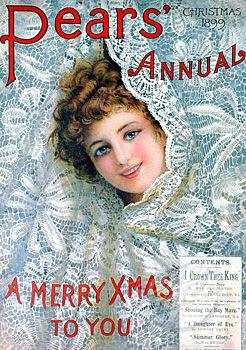 Pear's {soap} Annual, Christmas 1899.