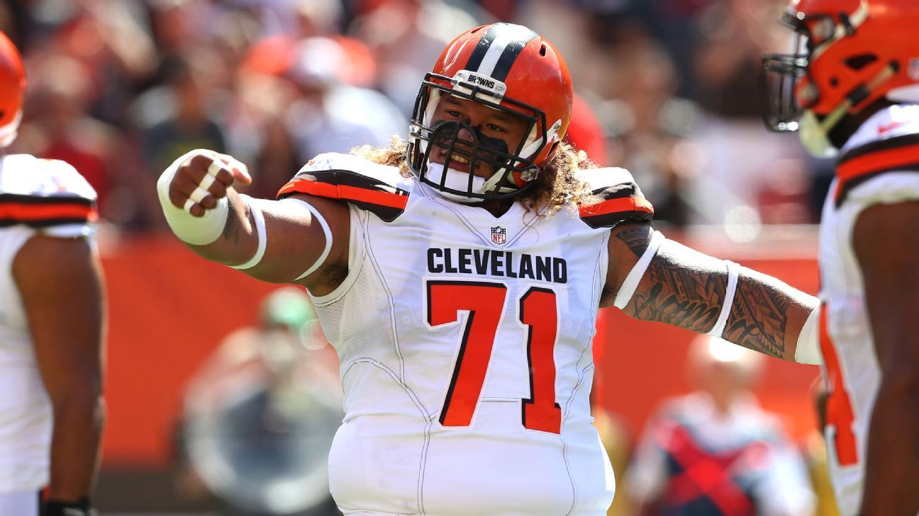 Cleveland Browns to trade Danny Shelton to New England