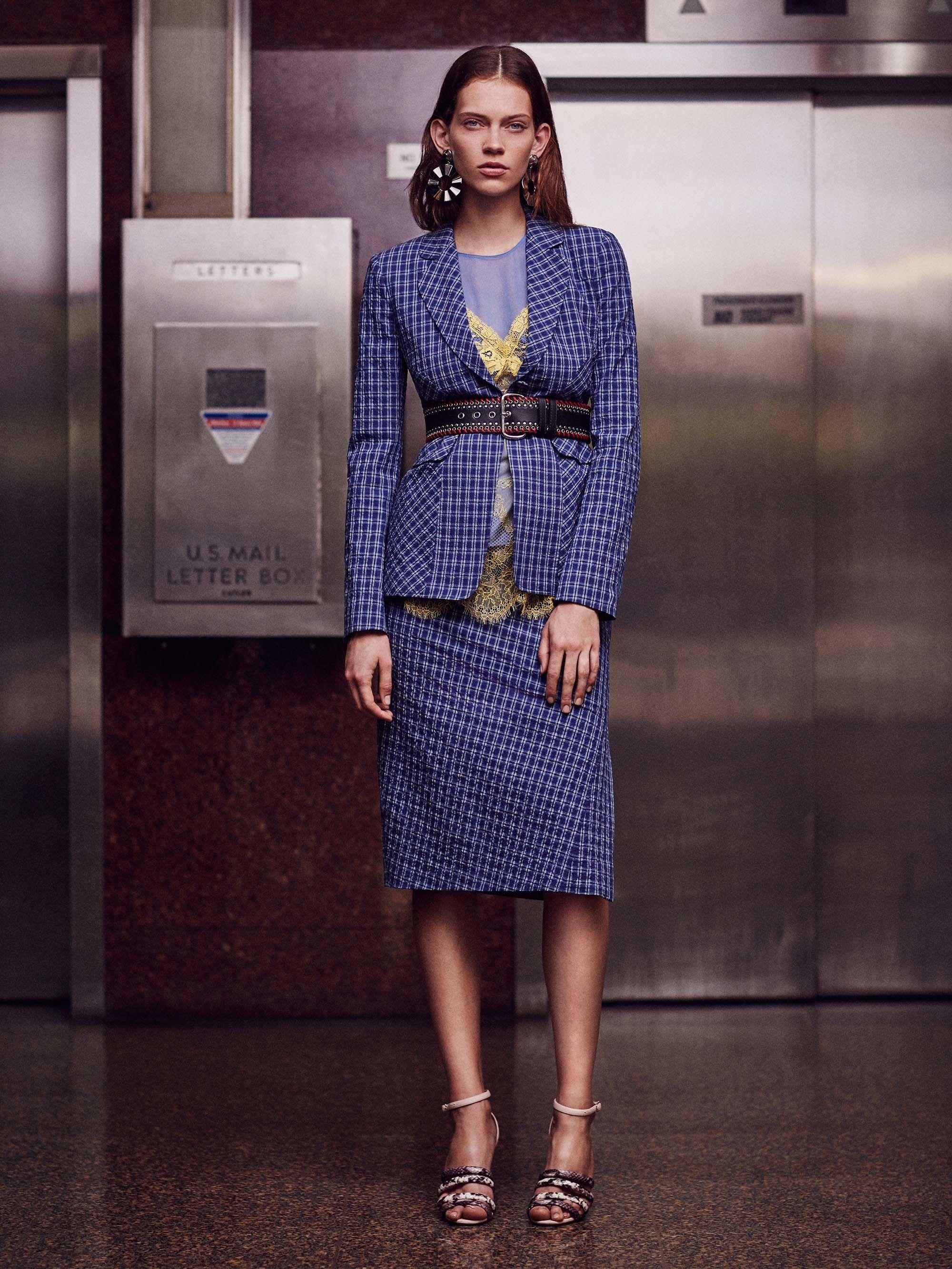 Altuzarra Resort 2017 Collection Photos - Vogue