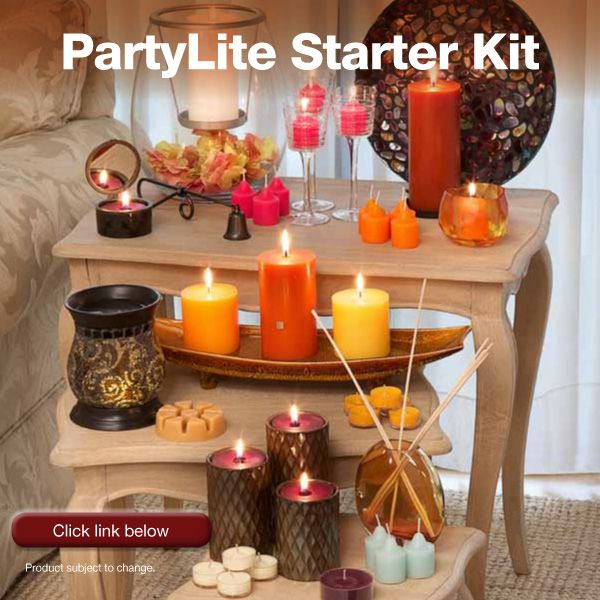 Pin By Nikki Hendrix (Candle Addict) On PartyLite® Candles