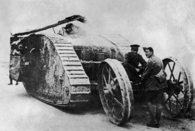 12 Technological Advancements of World War I | Combustion engine ...