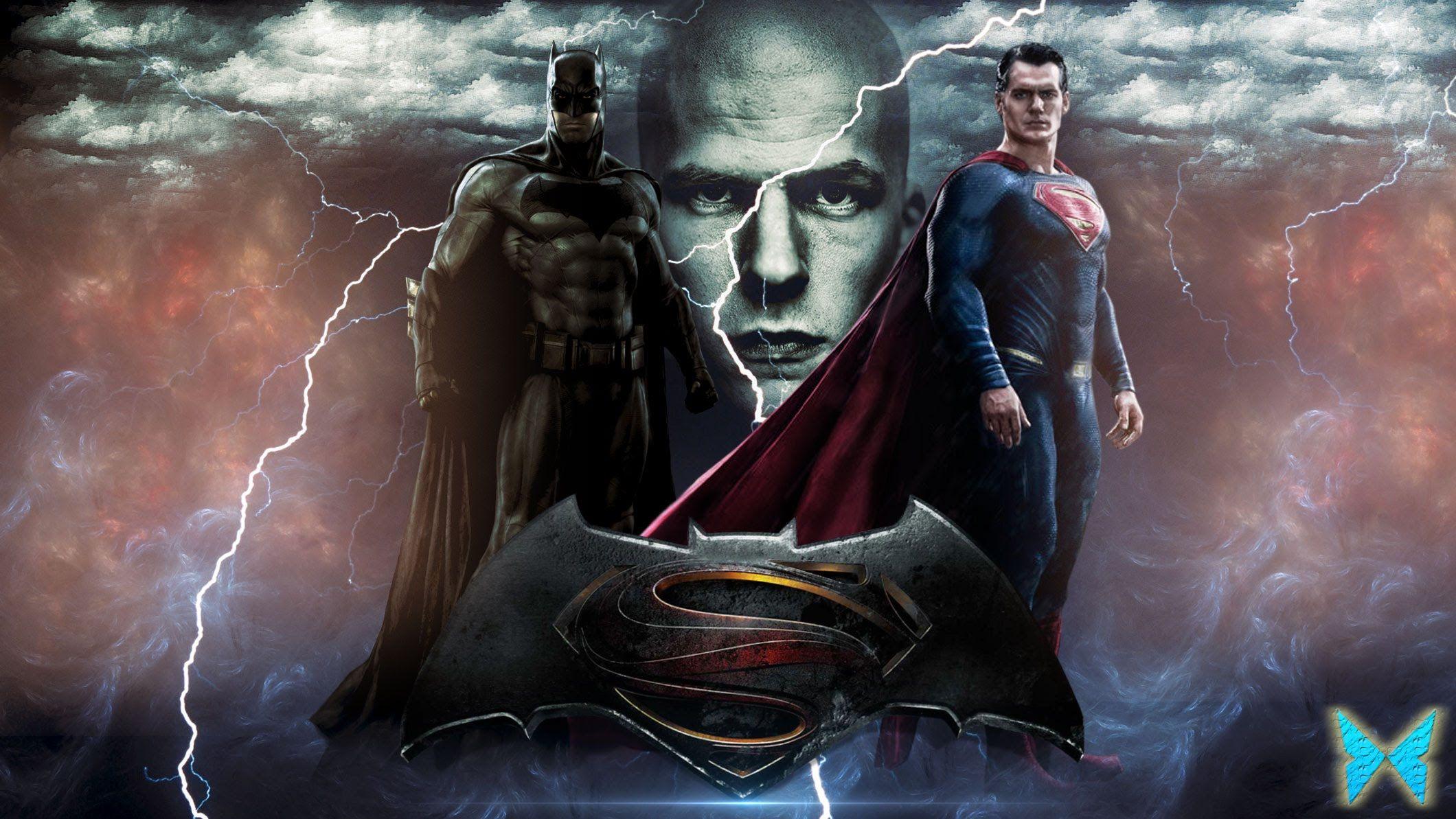 Batman Vs Superman Dawn Of Justice Movie Wallpaper