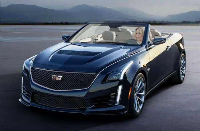 2017 Cadillac CTS Convertible  Featured 2017 and Pictures