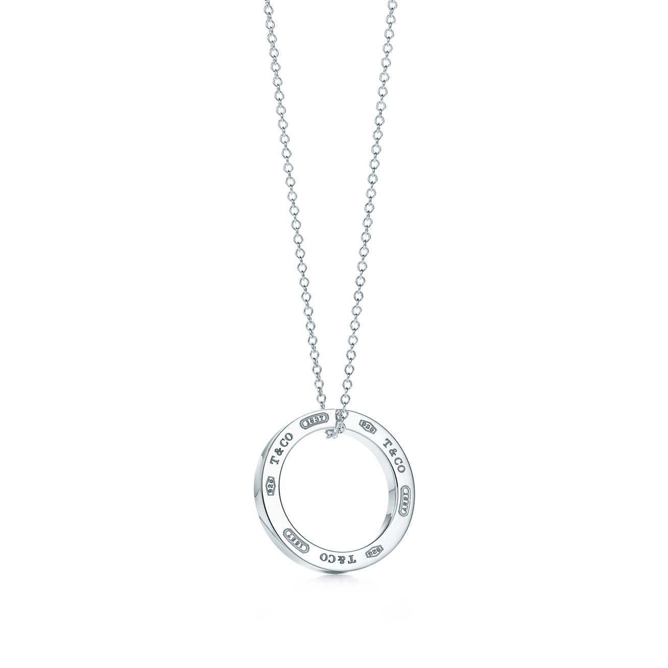 Tiffany & Co. - Tiffany 1837®:Circle Pendant