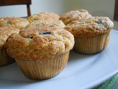Vegan Heartland: Sweet Blueberry Muffins