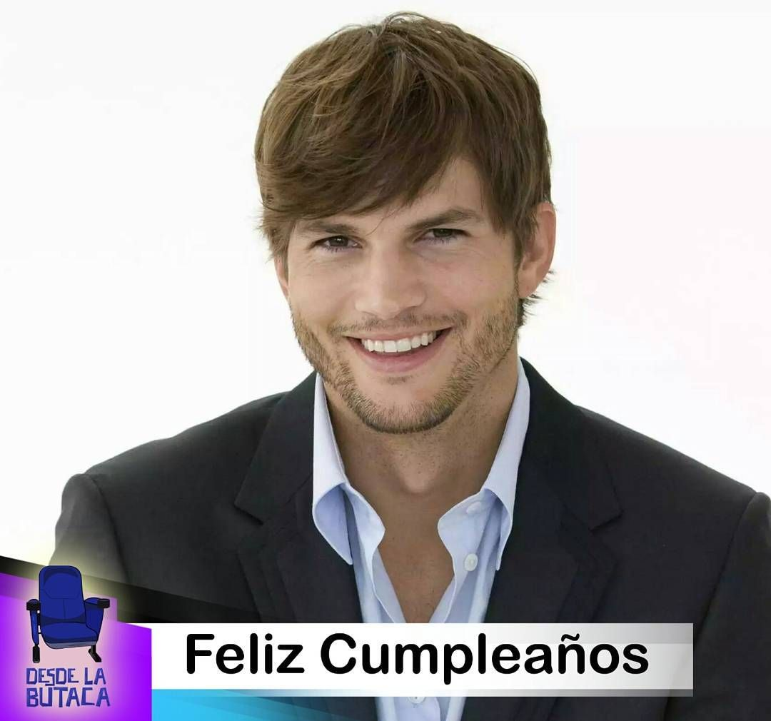Felizcumpleanos Christopher Ashton Kutcher Actor Productor Y