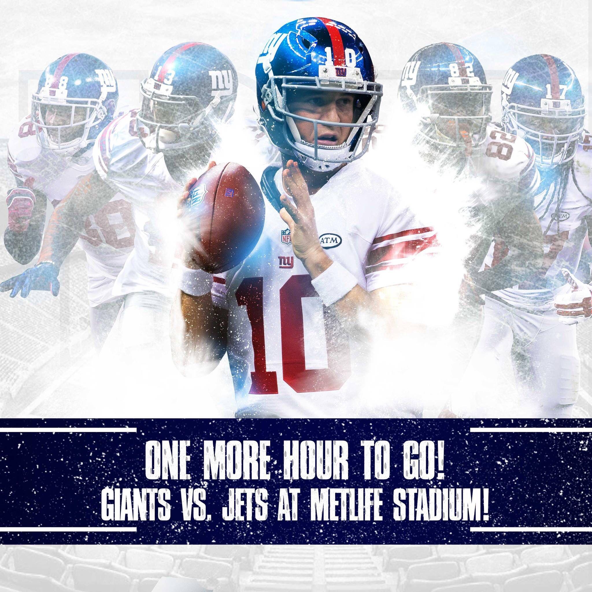 Giants NY City