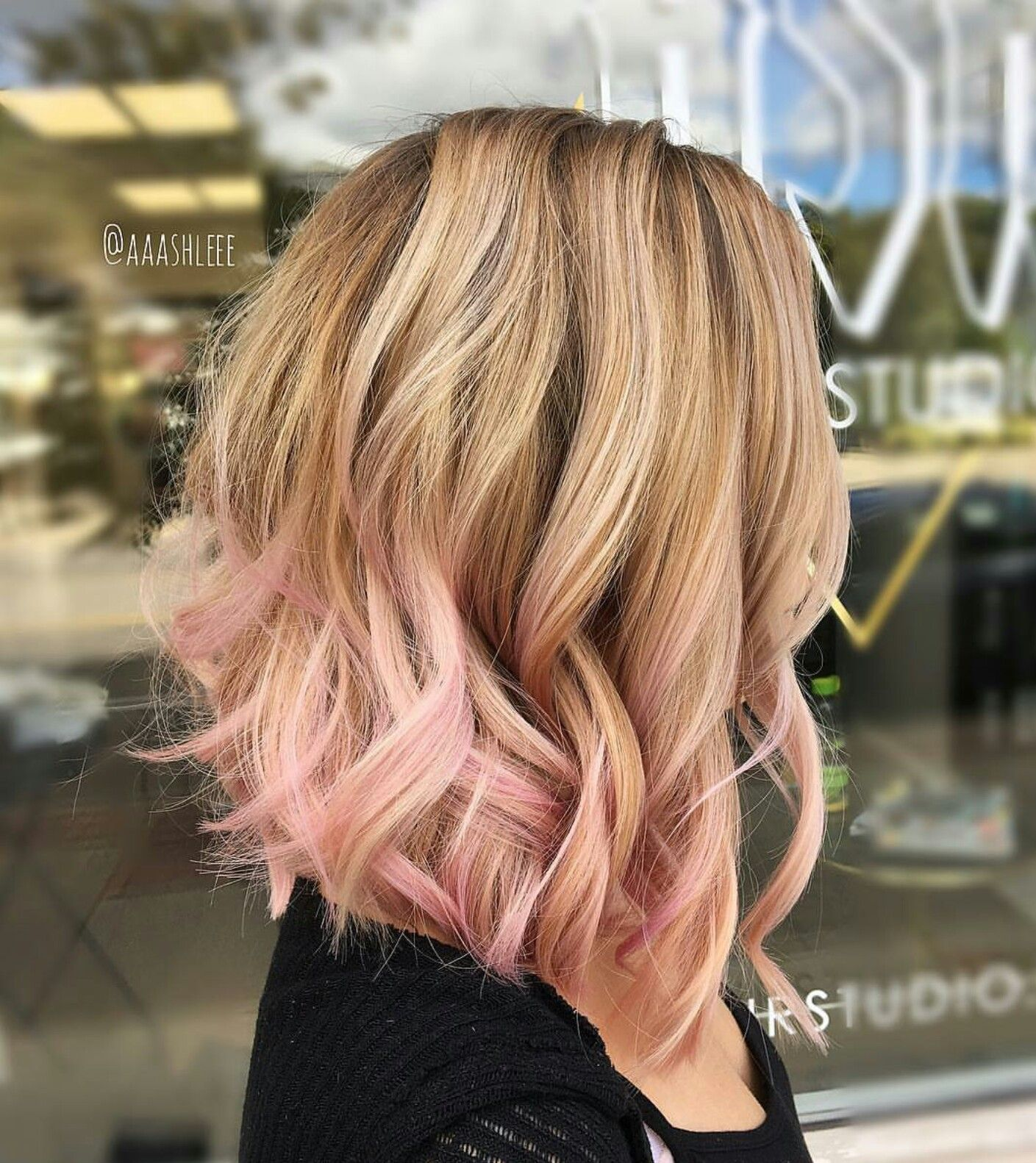Light Pink Hair Light Pink Hair Pink Hair Tips Pink Blonde Hair