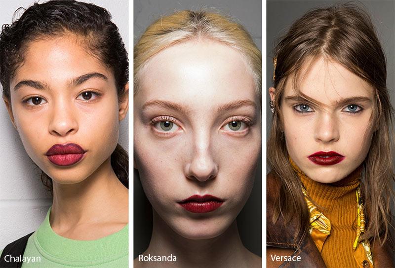 Fall Makeup Trends 2020.Fall Winter 2019 2020 Makeup Trends Makeup Trends Fall