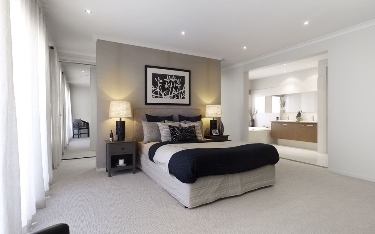 Pin on Master bedroom with en-suite & dressing room