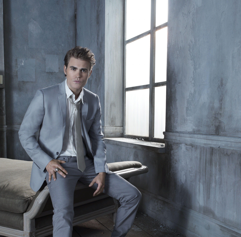 The Vampire Diaries Seasons 2 And 3 Promo Photos Paul Wesley
