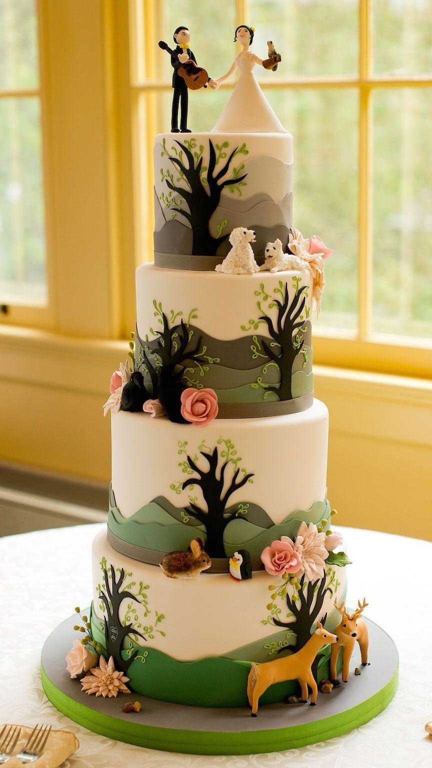 Jess and Gene\'s Unique Zoo Wedding | Unique weddings, Zoos and ...