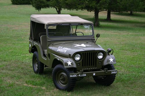 1955 Willys M38a1 Photo Submitted By Shila Jones Vintage Jeep