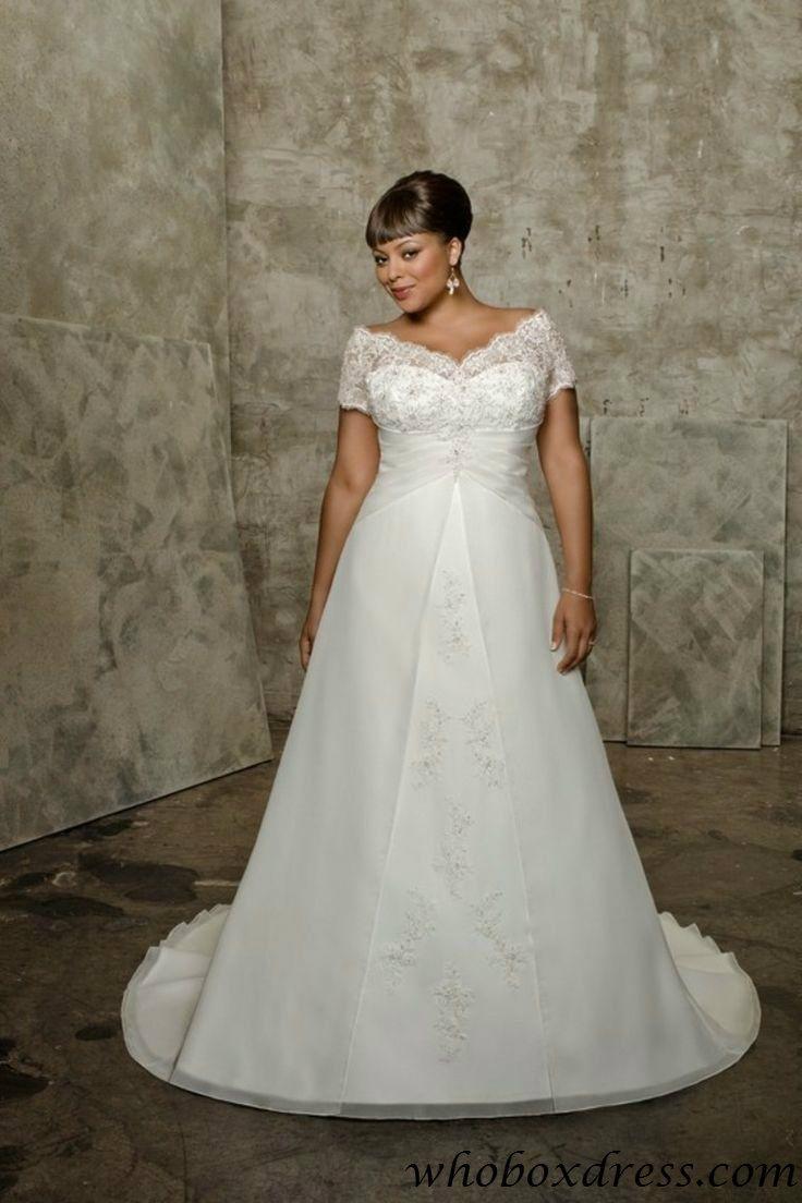Plus size wedding dress wedding pinterest wedding dress