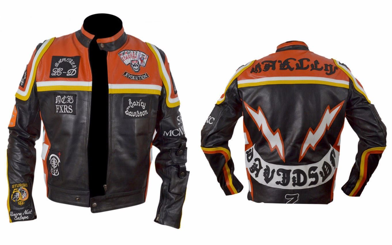 Harley Davidson Leather Jacket Harley davidson leather