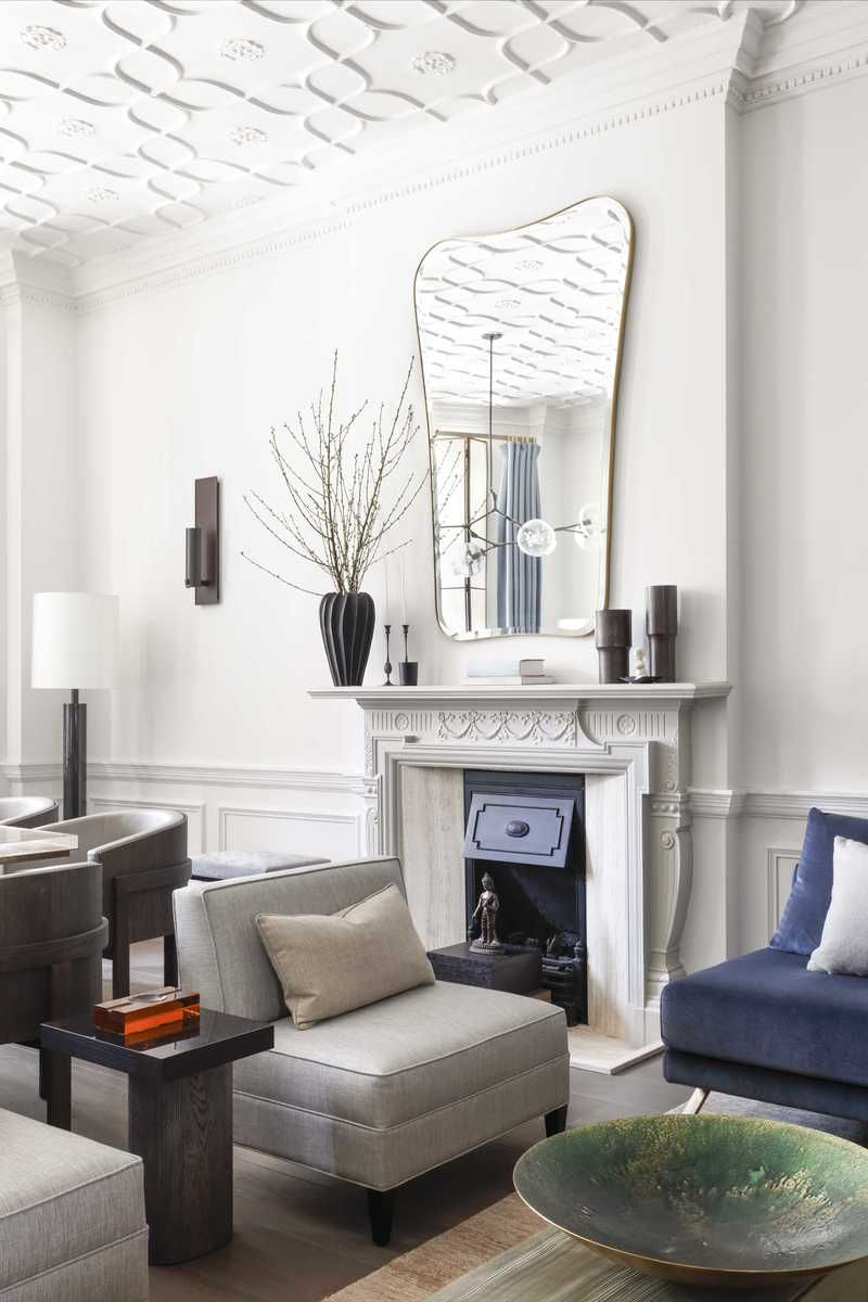 stone hall table. Contemporary Entry And Hall In London, GB By Janine Stone \u0026 Co Table