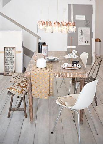 richtige beleuchtung im wohn ess und schlafzimmer woh n l f hlen esstisch esszimmer und. Black Bedroom Furniture Sets. Home Design Ideas