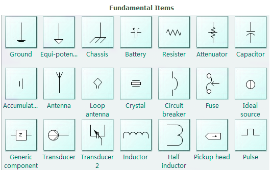 Basic Electrical Symbols Electrical Engineering Blog Electrical Symbols Basic Electrical Wiring Electrical Engineering Projects