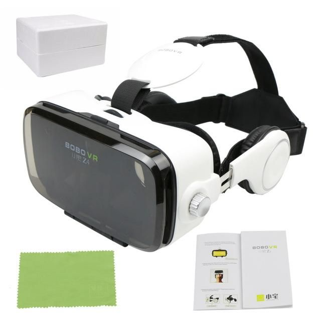 1ce37883d062 ... None Controllers  No Model Number  BOBOVR Z4 Viewing Experience   Immersive Compatible Device  Smartphones Type  Binocular Real-time Map  Construction  No ...