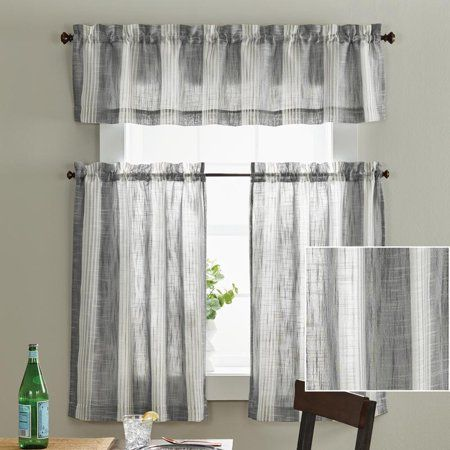 Home In 2020 Home Garden Striped Curtains Home
