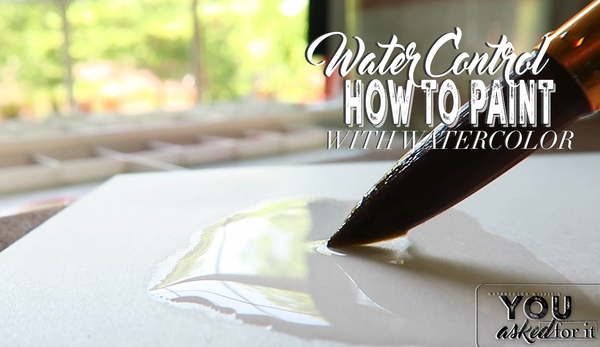 The Best Way to Control Watercolor? - Your Questions Answered