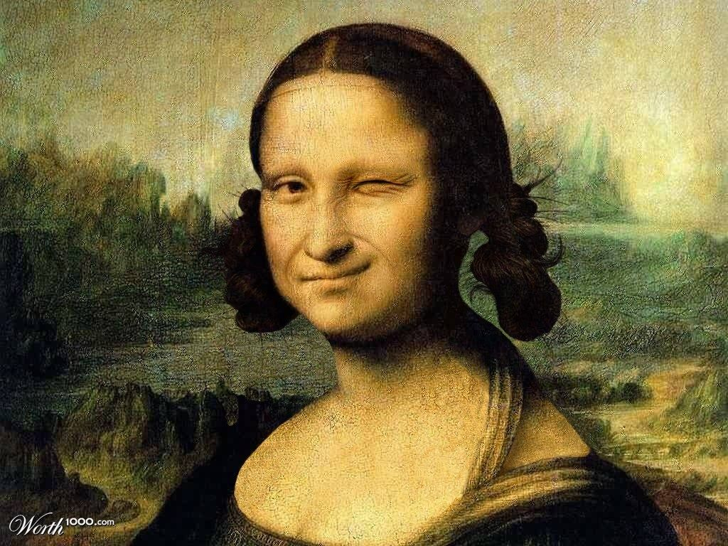 Pintura Mona Lisa 33 Things Your Parents Will Literally Never Understand