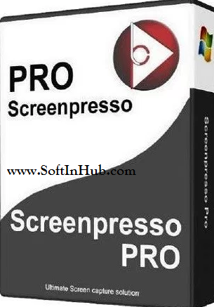 Screenpresso Pro 1.6.8.0 Patch has Adds image watermark on the output video Image and image effects (shadows, borders, etc.)