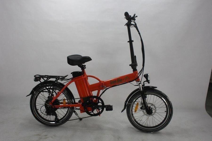 Gb1 Folding 500 Watt 48 Volt Electric Bike Folding Electric Bike Electric Bike Motor Bike
