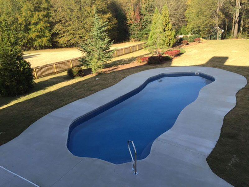 Pool and Spa Depot - Oceania - Viking Fiberglass Pool ...