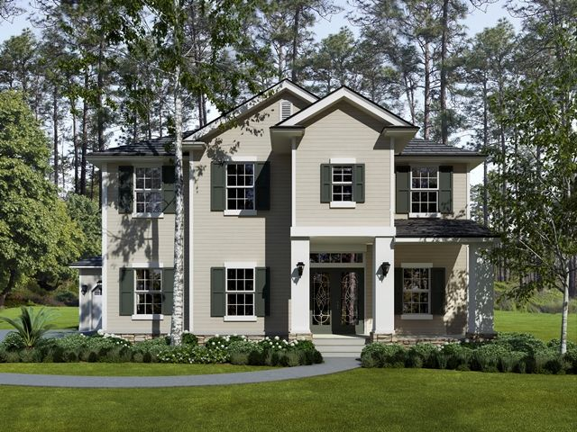 Dream finders homes waterways township richmond hill ga for Richmond hill home builders