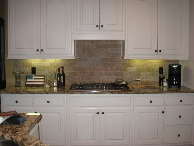 Kitchen Backsplash Kitchen Decor Kitchen Cabinets Backsplash