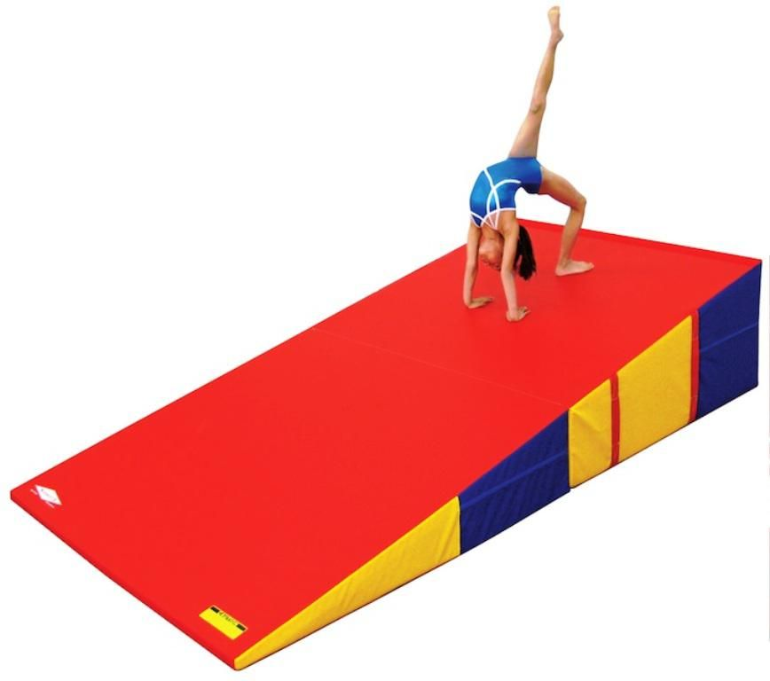 co gymnastics mats home dp for mat trak gymnastic length x outdoors tumbl width bar sports purple amazon uk junior kip
