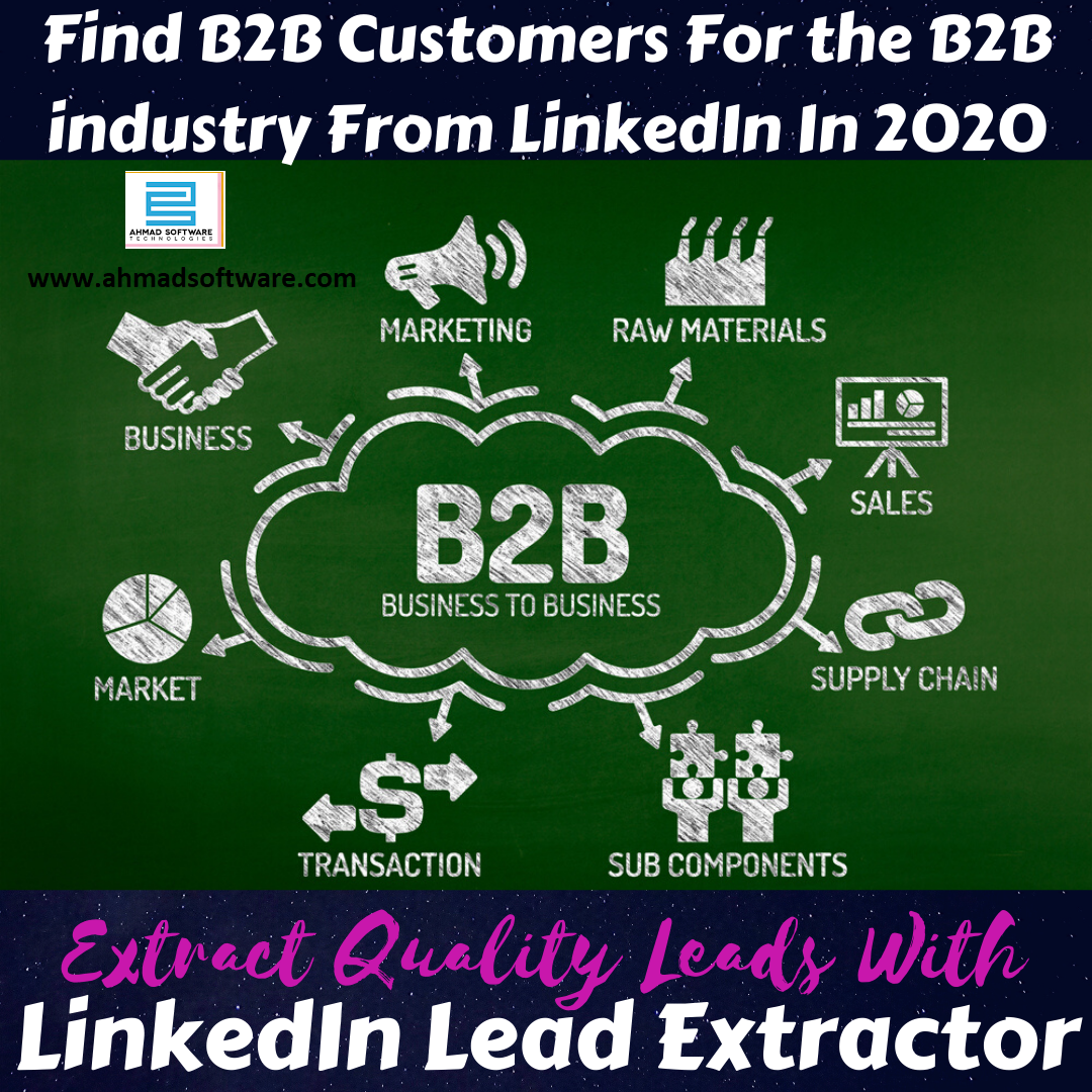With LinkedIn Lead Extractor you can automatically search