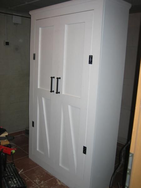 Storage Cupboard Do It Yourself Home Projects From Ana White Diy Cupboards Wood Storage Cabinets Craft Storage Cabinets