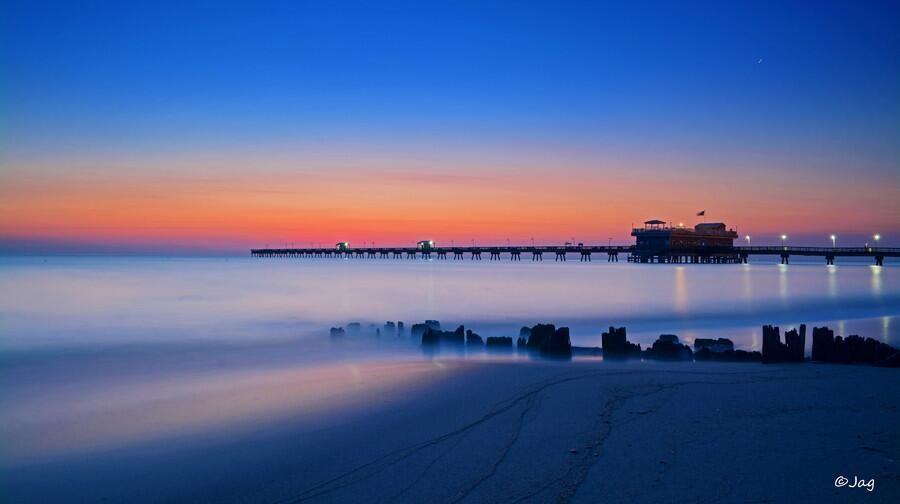 @Viken_shrestha  ·  May 11 Shades of Blue by gjim9beam #Photography #Landscape