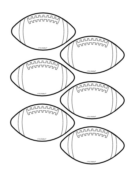 football programmable for letter or number bingo www
