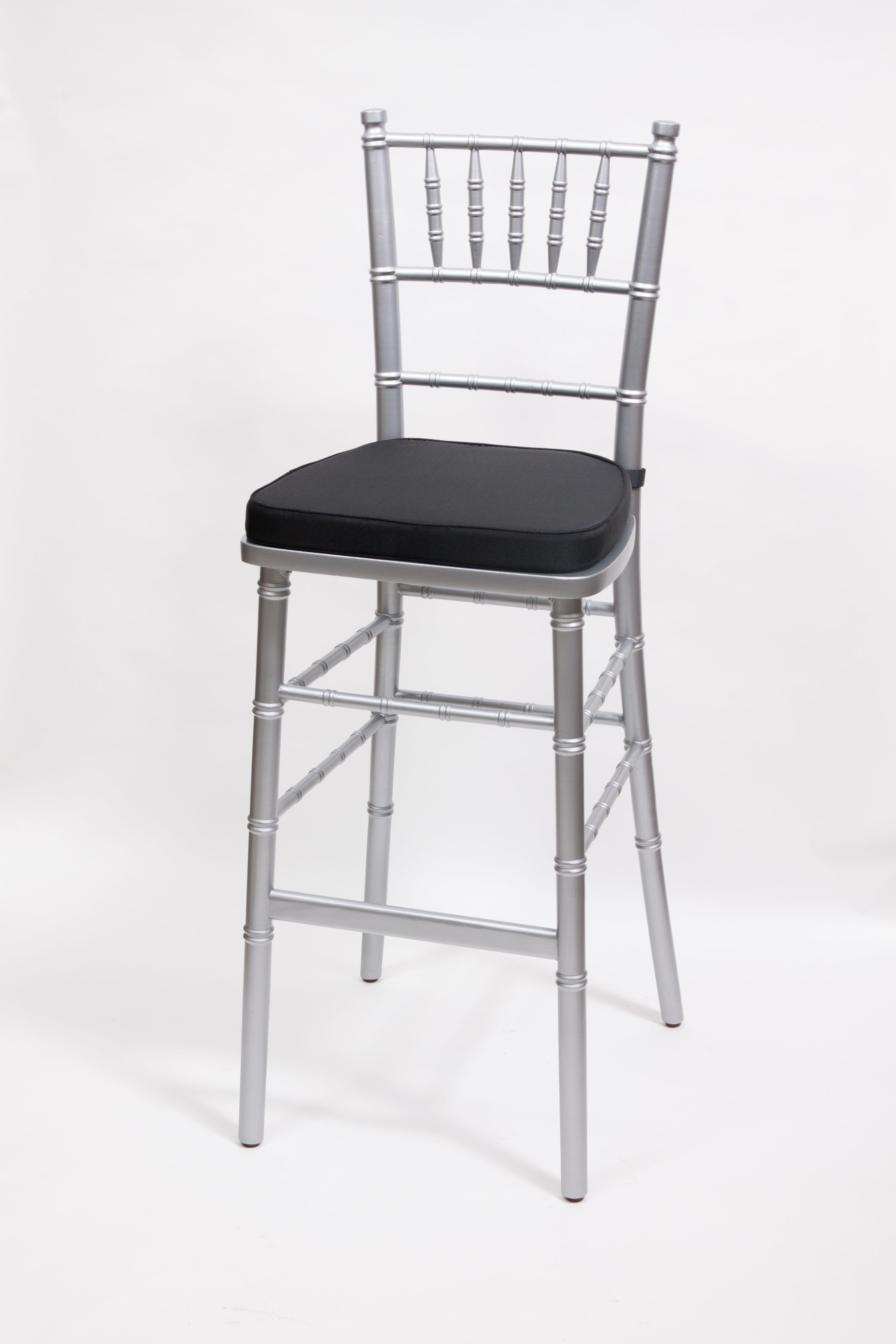 Silver Wooden Chiavari Chair By Vision Furniture Bare Bones