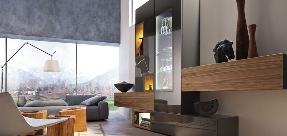 Die Edle Wohnwand Von Hulsta Begeistert Designliebhaber Mit Ihrem