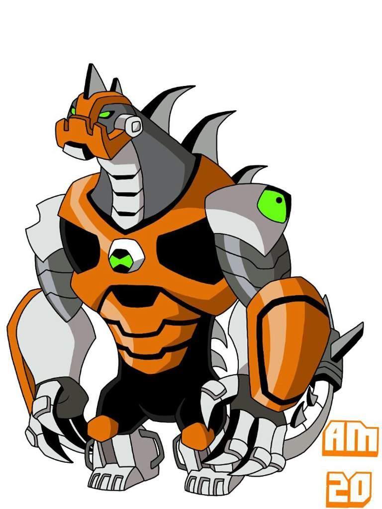 Omni Kix Armor Humungousaur By Artmachband196 On Deviantart Ben 10 Ben 10 Ultimate Alien Ben 10 Alien Force