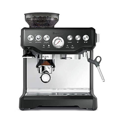 Breville Barista Express Espresso Machine Black Sesame Bes870bks Espresso Cappuccino Machines Am Breville Espresso Espresso Coffee Machine Coffee Machine