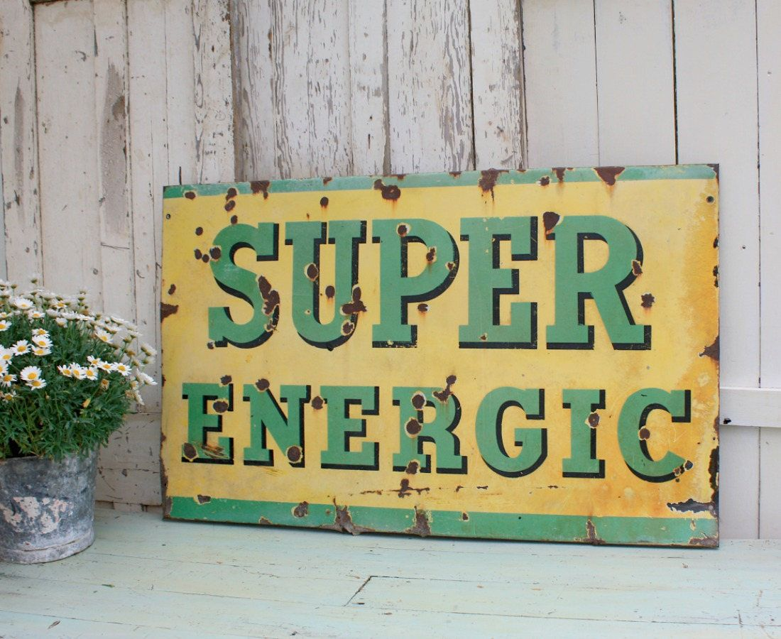 Magnificent Large Vintage Signs Wall Decor Image Collection - Art ...