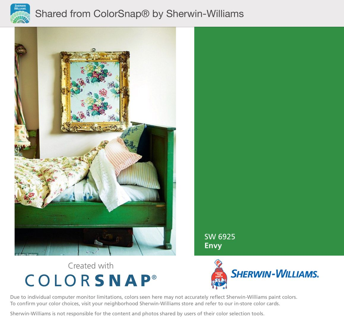Ombre technique supplies and tips from sherwin williams - Envy Paint Color By Sherwin Williams