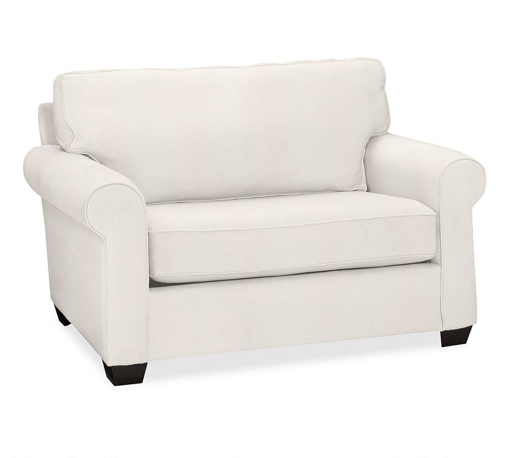 Awe Inspiring Buchanan Roll Arm Upholstered Twin Sleeper Sofa Polyester Dailytribune Chair Design For Home Dailytribuneorg