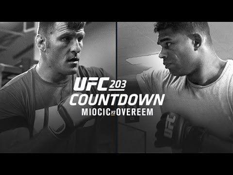 UFC 203 Countdown - Full Episode - http://www.truesportsfan.com/ufc-203-countdown-full-episode/