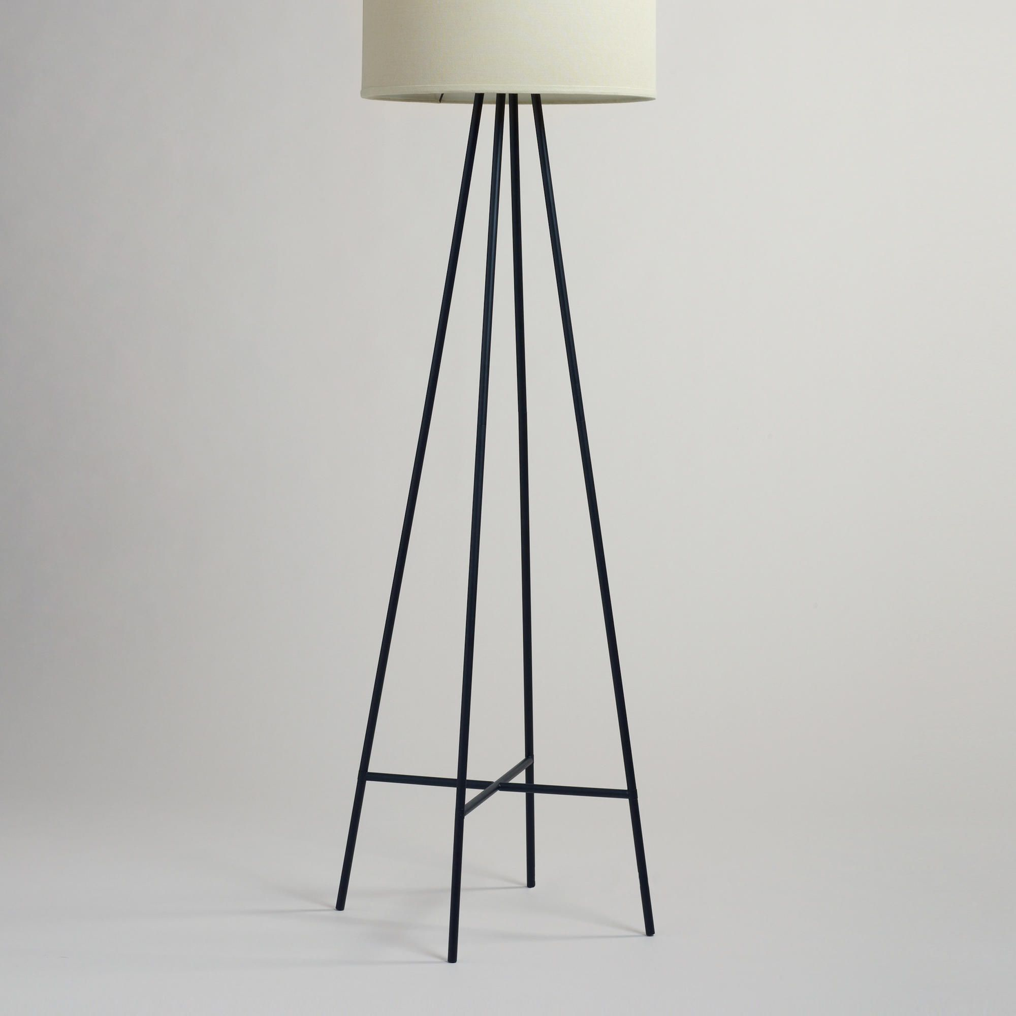 Tristan Floor Lamp Stand | World Market - Our Tristan Floor Lamp ...