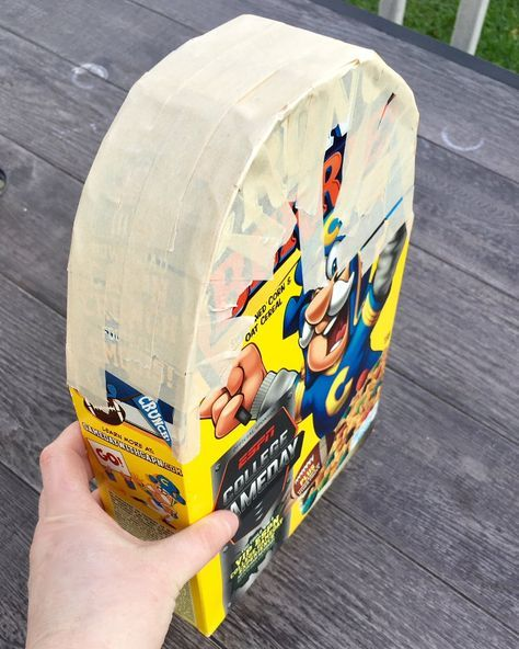 Diy Halloween Tombstones From Upcycled Cereal Boxes DIY Halloween Tombstones from Upcycled Cereal Boxes Halloween Decorations halloween decorations outdoor diy